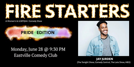 Pride Comedy Show: NYC Fire Starters tickets