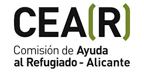 Prestación Informe Anual CEAR 2021 entradas
