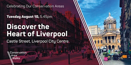 Discover the Heart of Liverpool tickets