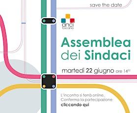 Assemblea dei soci di Anci Toscana biglietti