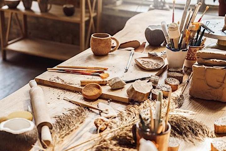 Image pour Modelage dans l'atelier d'Artistes
