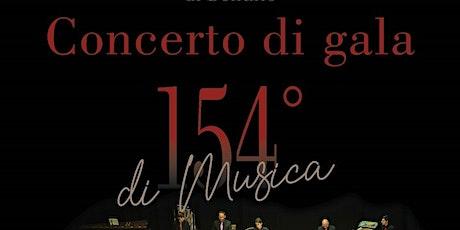 Concerto di gala - 154 anni di musica della Filarmonica di Belluno 1867 biglietti