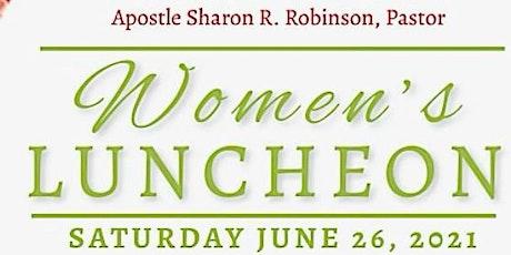 New Jerusalem Temple's Women's Luncheon tickets