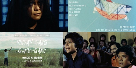 Perspective Film Series: Minsa'y Isang Gamu-Gamo (Once a Moth) tickets
