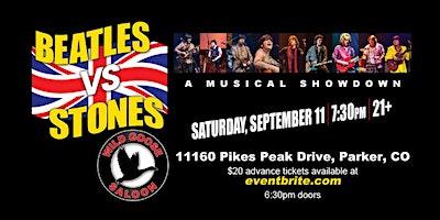 BEATLES VS THE STONES  (A Musical Showdown)