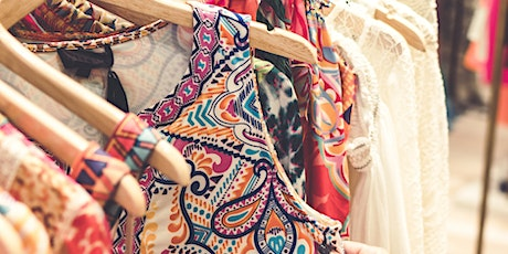 Our Shared Wardrobe  - Clothes Swap and Upcycling Workshops tickets