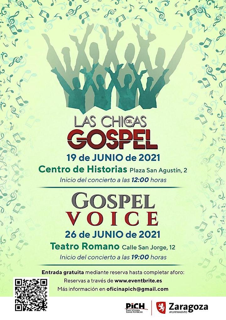 Imagen de Concierto Musical Gospel