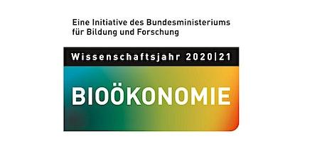 Wahlarena Zukunft Bioökonomie Tickets