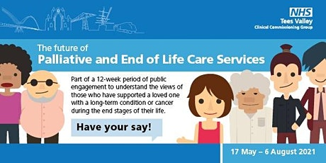 The Future Of End Of Life And Palliative Care Services Workshop tickets