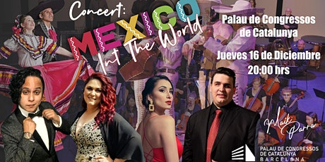 Mexico in the World Concert entradas