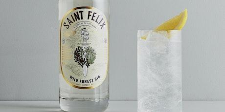 Saint Felix Distillery - Cocktails & Bites tickets