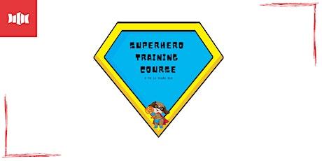 Holiday Activity: Superhero Training Course - Nowra Library tickets