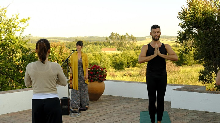 TRIMURTI - Workshop Yoga, Musik & Meditation: Bild