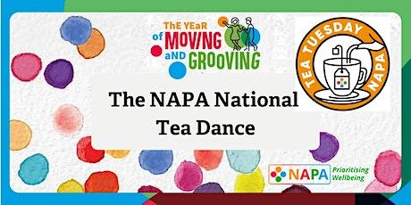 The NAPA National Tea Dance. tickets
