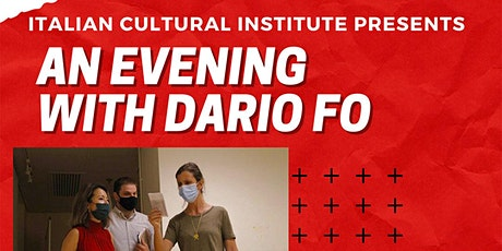 An Evening with Dario Fo - Drama Performance - FREE EVENT tickets