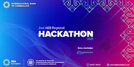 2nd Regional Hackathon tickets
