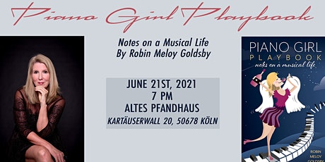 Piano Girl Playbook Tickets