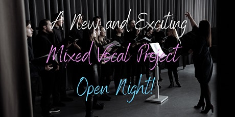 Mixed Vocal Project tickets