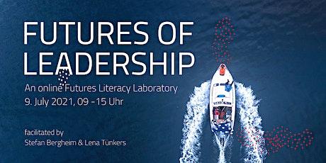 Futures of Leadership - A Futures Literacy Laboratory Online biglietti