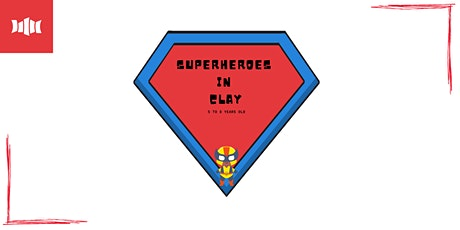 Holiday Activity: Superheroes in Clay - Nowra Library tickets