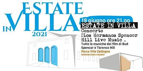 Concerto - LOS HERMANOS SPENCER HILL Live Music biglietti