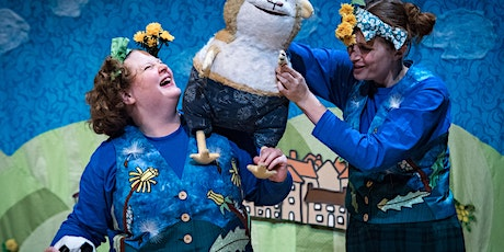 Christopher Nibble - Theatre for families 1:30pm tickets