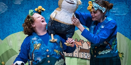 Christopher Nibble - Theatre for families 11:30am tickets