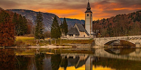 """Slovenia: """"An early-morning walk is a blessing for the whole day"""" tickets"""