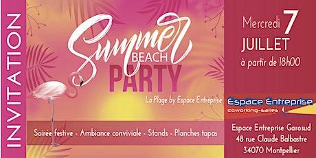 SUMMER BEACH PARTY 3 ème édition ! billets