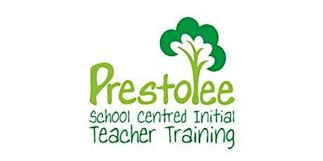 Prestolee SCITT Virtual School Experience Evening tickets