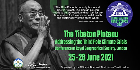 The Tibetan Plateau: Addressing the Third Pole Climate Crisis - Day 2 tickets