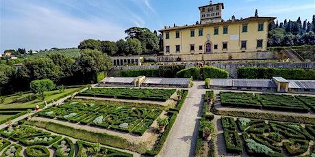 Villa della Petraia VISITA GIOCO  Caccia al dettaglio biglietti