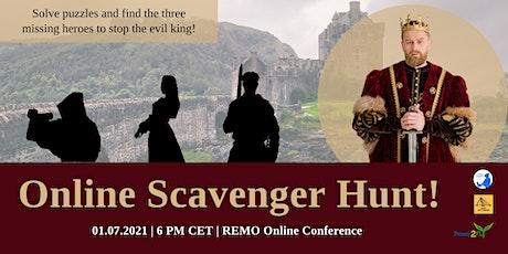 Online Scavenger Hunt! tickets
