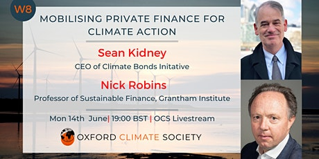 Mobilising Private Capital for Climate Action tickets