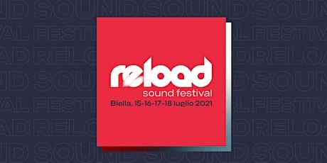 La Municipàl e Beatrice Antolini in concerto al Reload Sound Festival 2021 biglietti