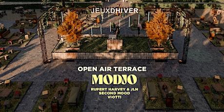 Modjo | Open Air Terrace | 3rd Edition billets