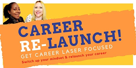 Career Re-Launch Masterclass tickets