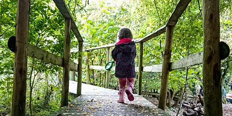 SOLD OUT Thursday Nature Tots  - outdoor parent/child group for under 5s. tickets