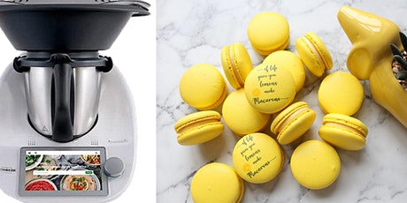 Online Thermomix Macarons Masterclass tickets
