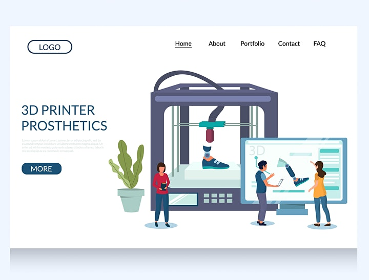 3D Prosthesis Printing image