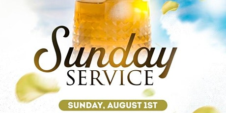 Sunday Service: The All White Fashion Brunch tickets