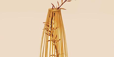 加推! 竹藝花器工作坊Bamboo Vase Workshop tickets