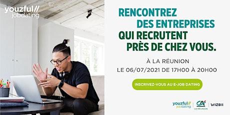 E-Job Dating Réunion : décrochez un emploi ! billets