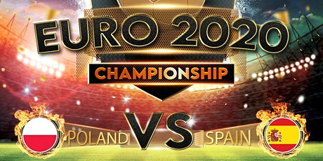 Poland vs Spain LIVE @ The Polish Club | 5AM on SUNDAY JUNE 20TH tickets