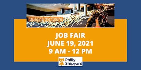 Philly Shipyard Job Fair tickets