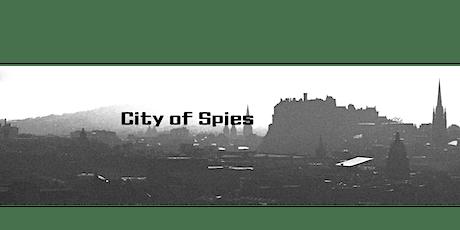 City of Spies: Edinburgh tickets
