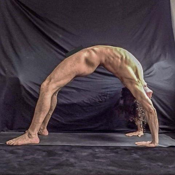 Acrobatic Life Drawing with Andrew Crayford image