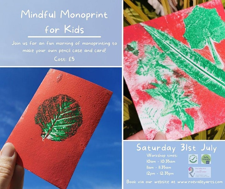 Mindful Mono-print for Kids image