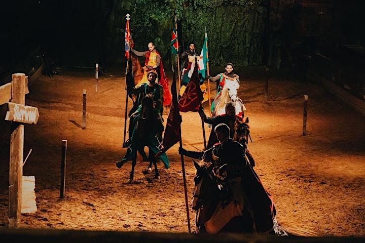 Imagen de Desafío Medieval Cena-Espectáculo en Castillo Lionheart, Alfaz del Pi