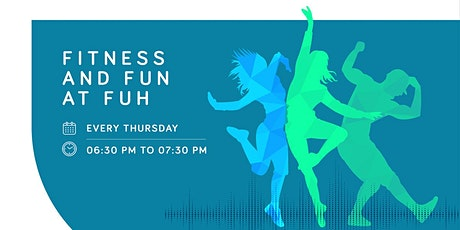 Fitness & Fun at FUH tickets